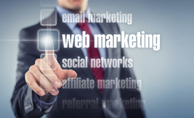 Webmarketing-page