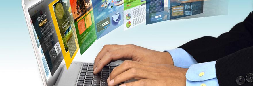 création de site web à Paris