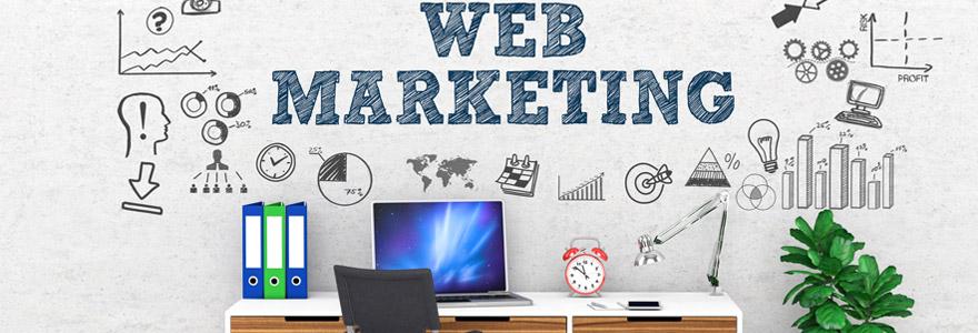 réseaux sociaux dans une stratégie webmarketing