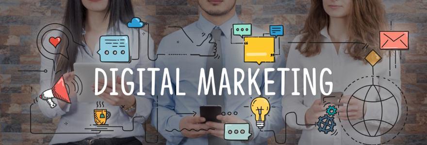 Stratégie et communication digitale à Paris